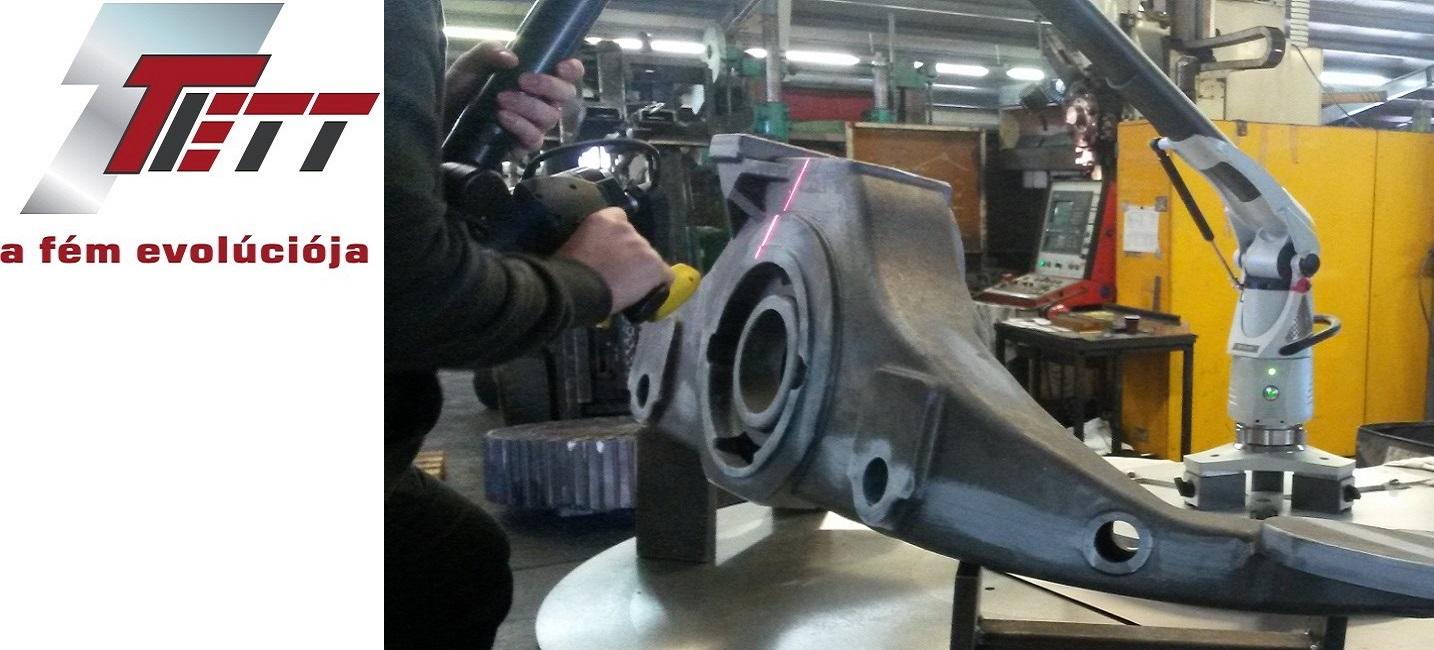 3D coordinate measuring equipment